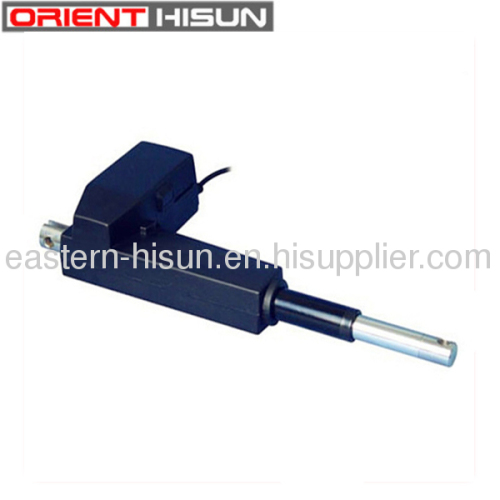 12/24Vdc 6000N/4000N aluminum electric linear actuator