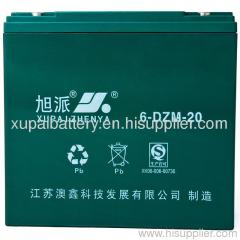 Lead Acid Battery for Golf Cart 6-DZM-20