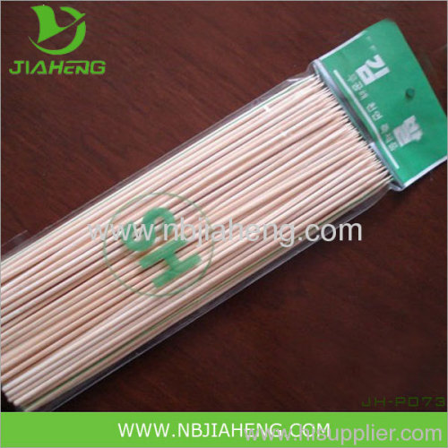 China Manufacturer Bamboo Barbecue Skewers