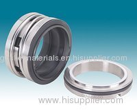 Bellow type mechanical seals