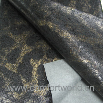 PU artificial leather For Sofa