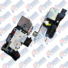 YC1A V21812 BV;YC1A V21812 CJ;YC1A-V21812-BV;YC1AV21812BV CENTRAL LOCK ACTUATOR for TRANSIT
