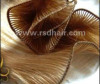 100% hand tied hair weft/hair weave/hair weaving (human hair)