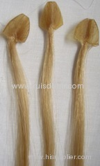 U-tip(Nail tip) pre-bonded hair extension/keratin hair extension