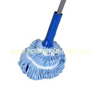 360 magic swivel microfiber foldable twist mop