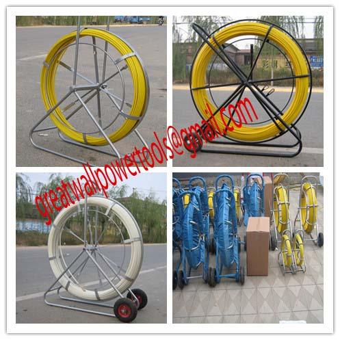 Fish tape Duct rodding low price fiberglass duct rodder