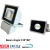 50° 120° LED Flood Lights Bridgelux Chips Meanwell Driver