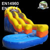 The Sidewinder Cruvy Water Slide