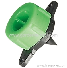 Plastic Micro Irrigation Dripper For Micro Irrigation With Two Hole