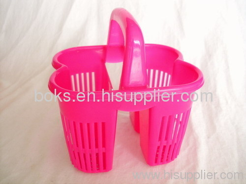 Plastic Shower Caddy Basket | Migrant Resource Network