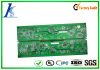 Double-sided PCB with HASL surface treatment.china supplier