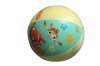 Disney pattern PVC Inflatable beach ball