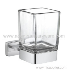 Square Brass Toothbrush Holder of Bath Rooms