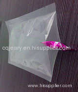 Plastic food and beverage bag