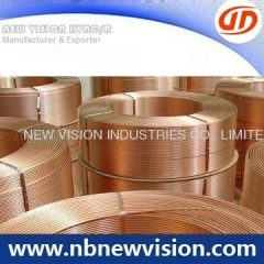 Level Wound Coil for Refrigeration