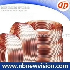 Copper Coil for Refrigeration