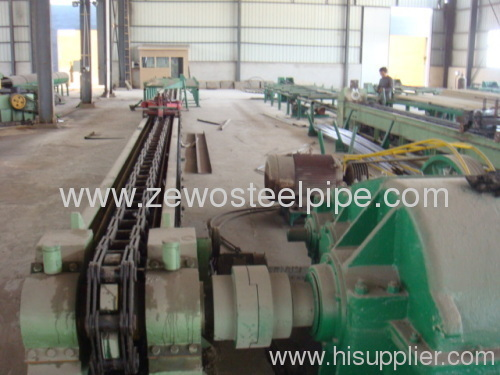 small diameter and thin wall seamless steel pipe