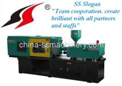 Plastic part making injecton molding machine