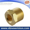 CNC Precision Brass Fitting - Union