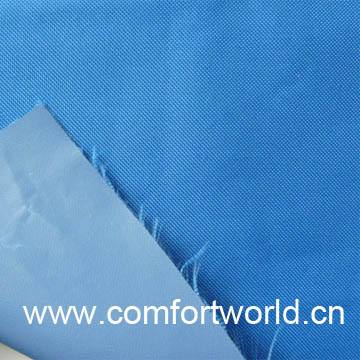 Anti-UV Oxford Fabric With PVC Backing