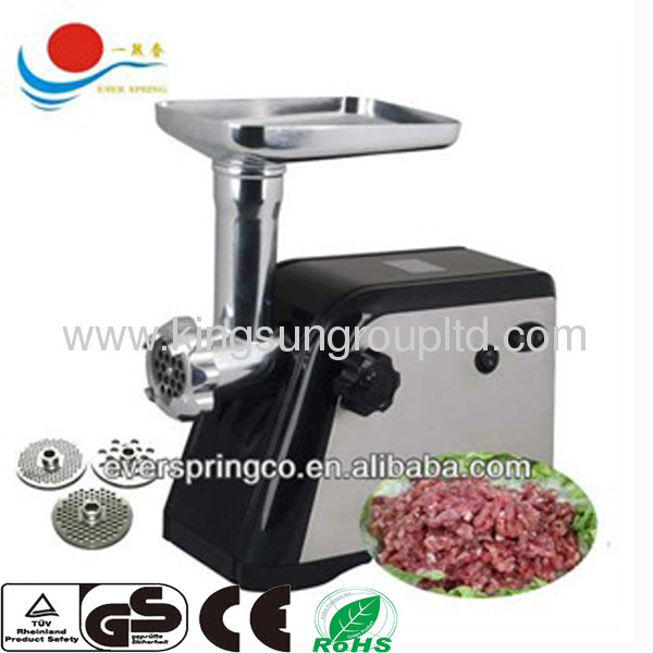 electric meat grinderstainless steel meat chopper