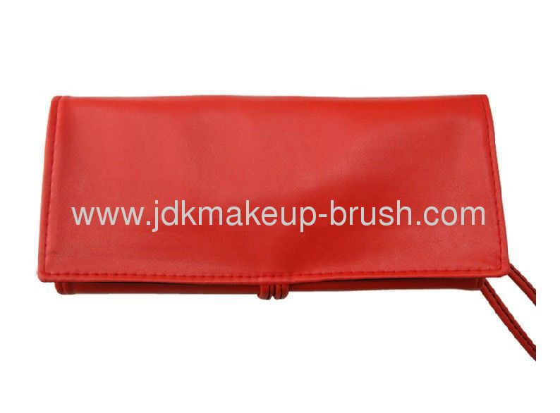 New Design Beauty Red Color Cosmetic Pouch China supplier