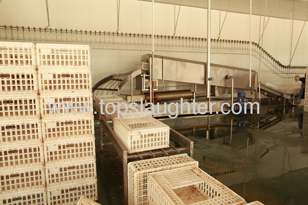 Poultry Equipment Cage Washer