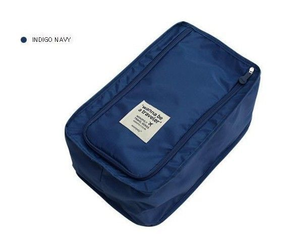 New Portable Shoe Bag Cube Organize For Luggager Suitcase Travel Bag