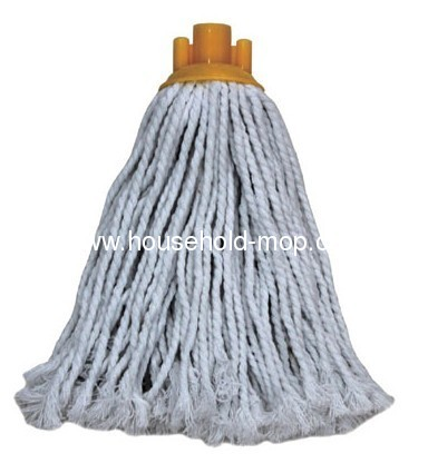 recycle cotton polyester yarn, mop yarn regenerated cotton polyester yarn