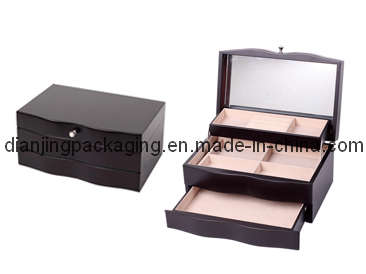 Nice Luxury Wooden Jewelry Box Case