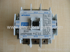Mitsubishi Elevator Spare Parts SD-N65 Magnetic Contactor Relay