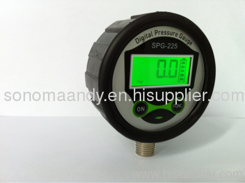 digital pressure gauge Tire gauge