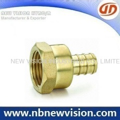 Forging Brass Hose Fitting - Adaptor