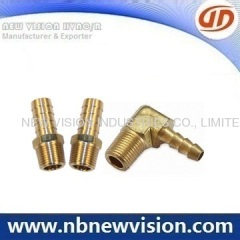 Forged Hose Brass Pipe Fitting - Union