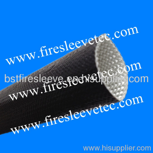 Braided Acrylic Coated Fiberglass Sleeving