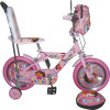HH-K1660 EVA tire kids bicycle with high back support and bag