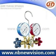Air Conditioner Manifold Gauge