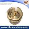 Brass Check Valve for Water