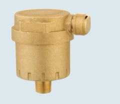 J-5307 Brass automatic air vent valve
