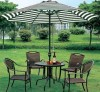 3m aluminum patio umbrella VG-004