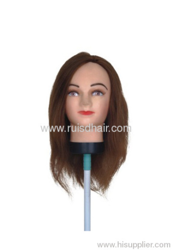 Mannequin head training head practise head