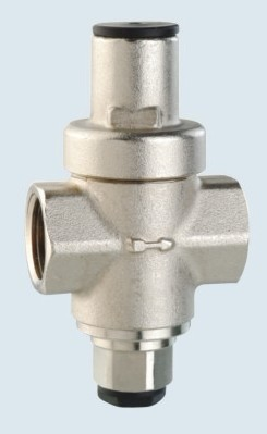 J-509 Chrome pressure relief valve