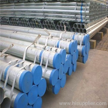 Hot Galvanized Round Steel Pipe