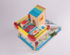 wooden toys house gift