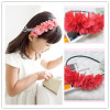 Flolwer child hair band