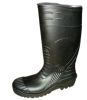 PVC Boots With Steel Toe Cap