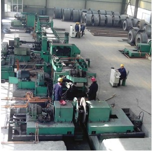 Slitting Line machine (slitting line)
