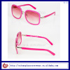gradient red lens glasses acetate frame new look sunglasses