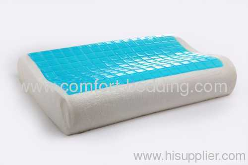 PU Memory foam gel seat pillow