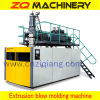 plastic automatic extrusion blow moulding machine